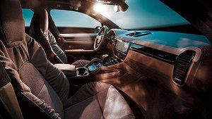 TechArt trollar med Porsche Cayenne