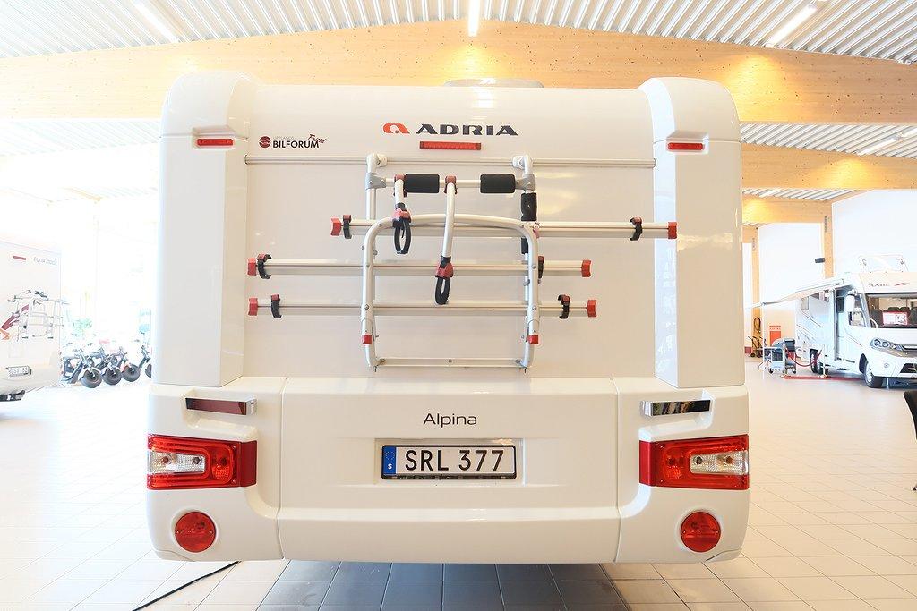 Husvagn, 2-axl Adria Alpina 753 UP 9 av 32