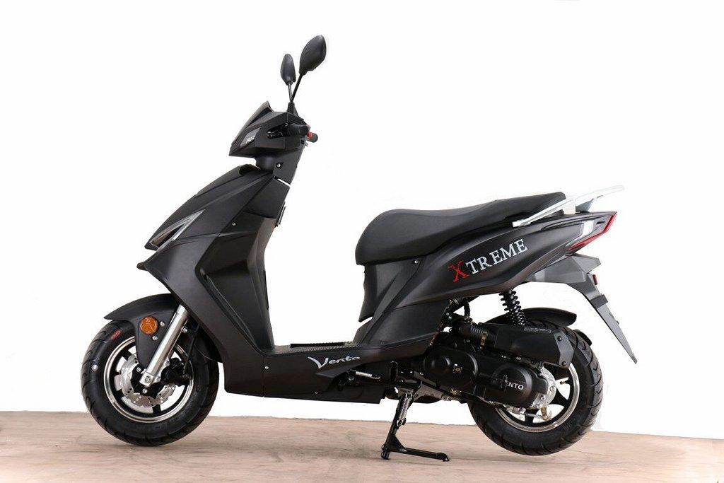 Vento Xtreme 25 Moped Klass 2