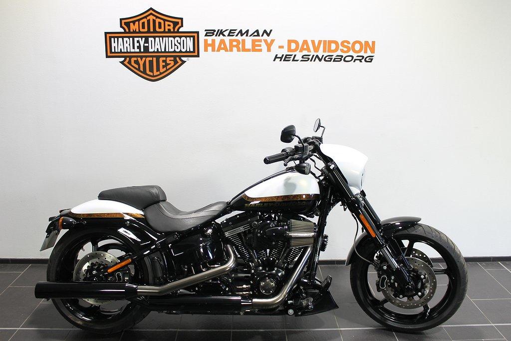 Harley-Davidson FXSE 1 ÅRS GAR FRI FRAKT