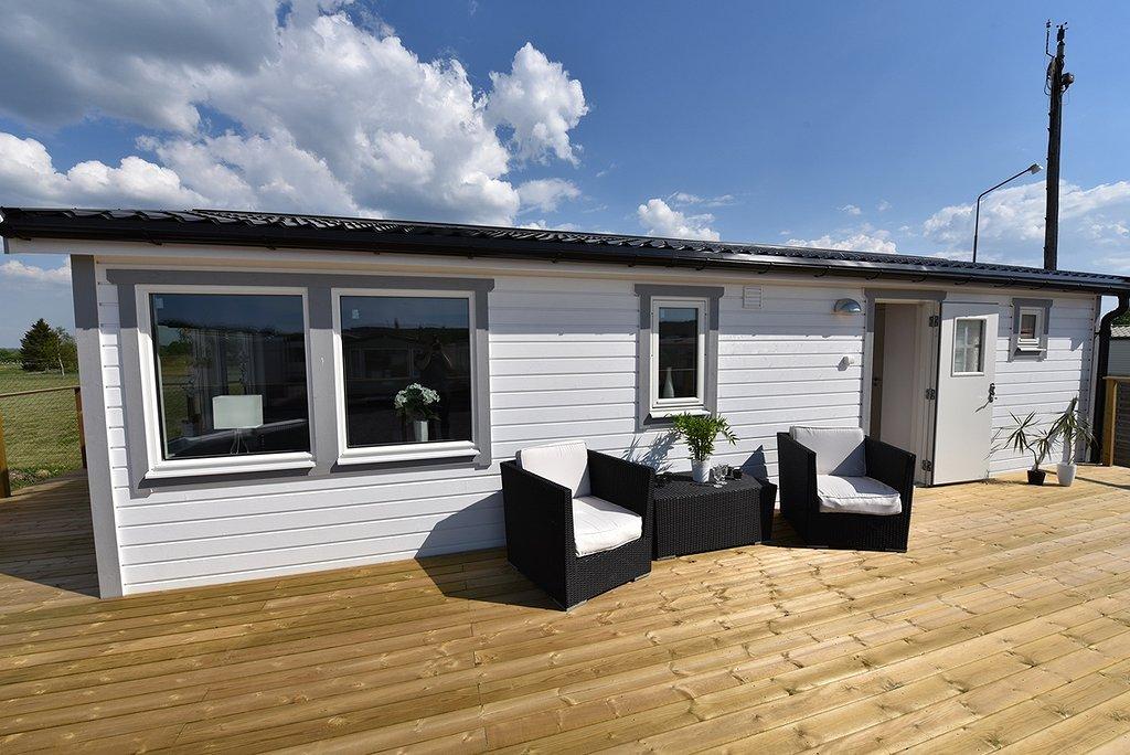 Premium Resort Svenskbyggd villavagn 53