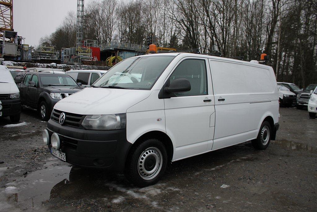 Volkswagen Transporter 2.0TDI 4X4 Verks.Inred