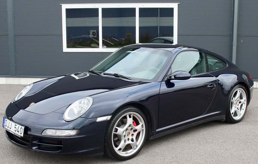 Porsche 911 Carrera 4S  TipTronic S 355hk