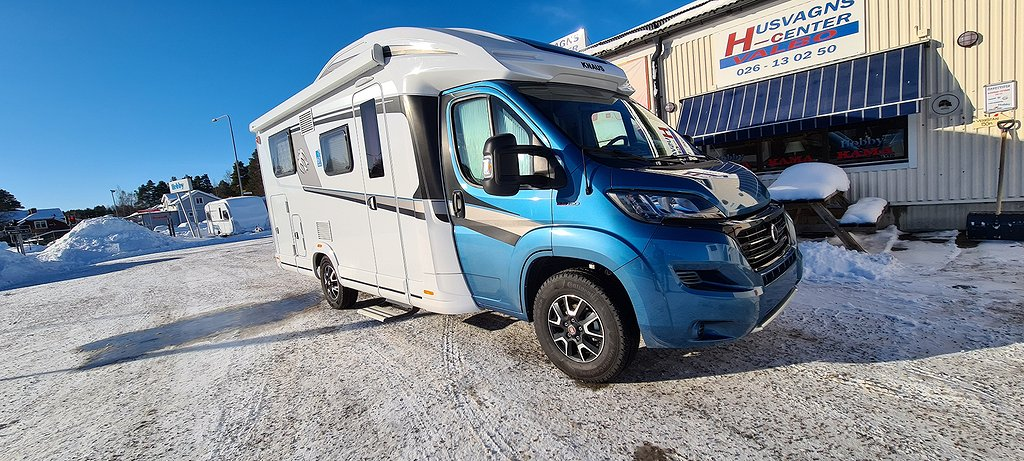 Knaus Sky Wave 650 MEG 60 Years Edition