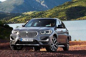 BMW fräschar upp succébilen X1