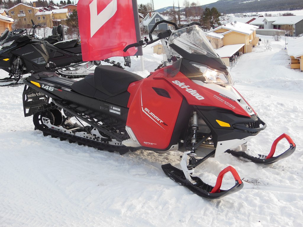 Ski-doo summit 600 Etec