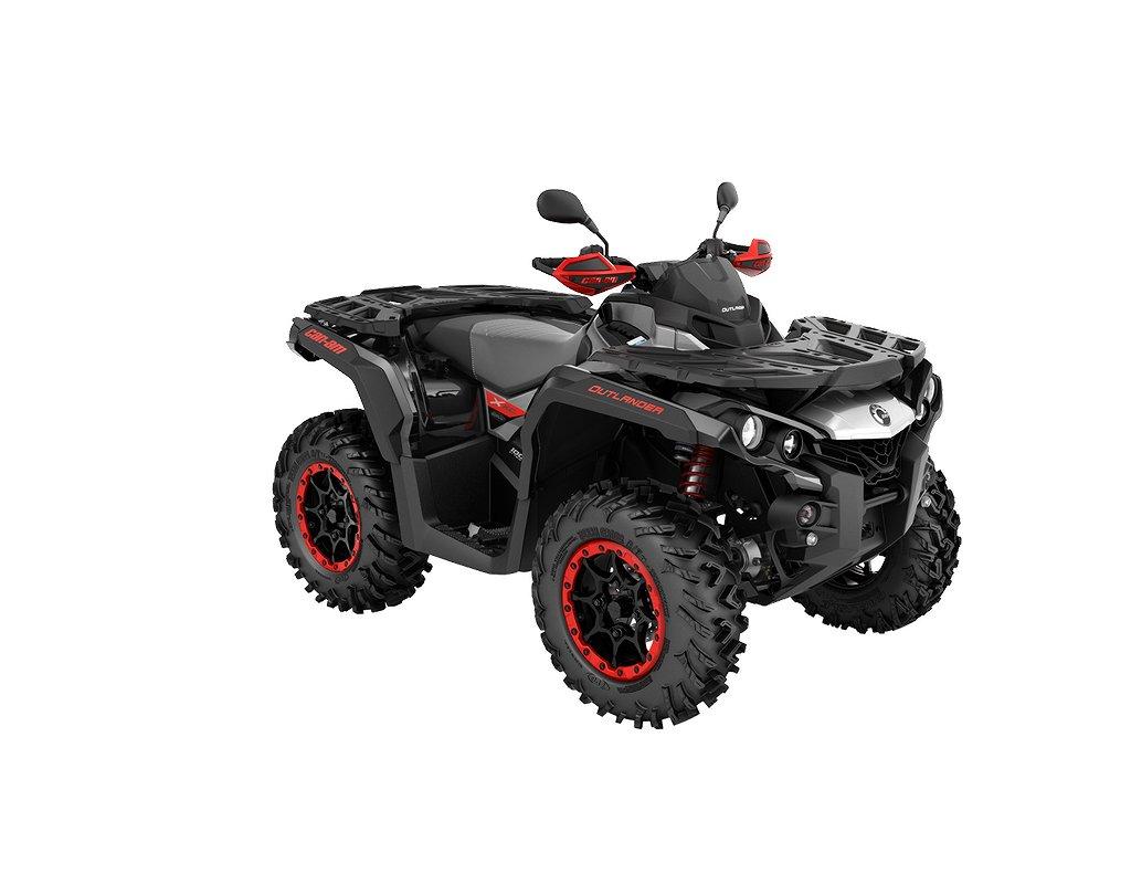 Can-Am Outlander 1000 XXC T Traktor