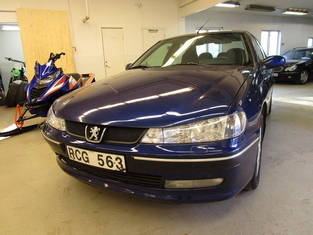 Peugeot 406 2.0 135hk