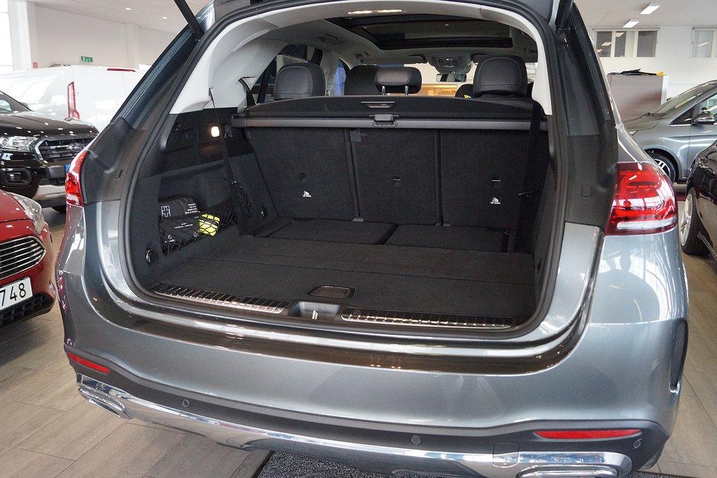 Mercedes-Benz GLE 450 4MATIC 7-sits 367hk // DEMO