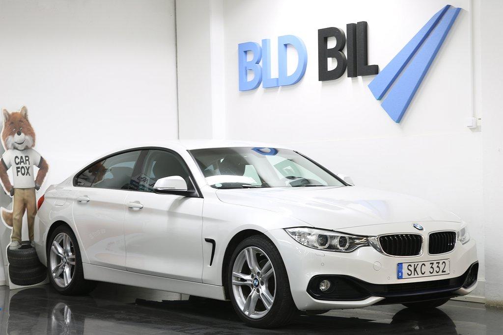 BMW 420 d AUTO PDC M-RATT EURO6 184hk