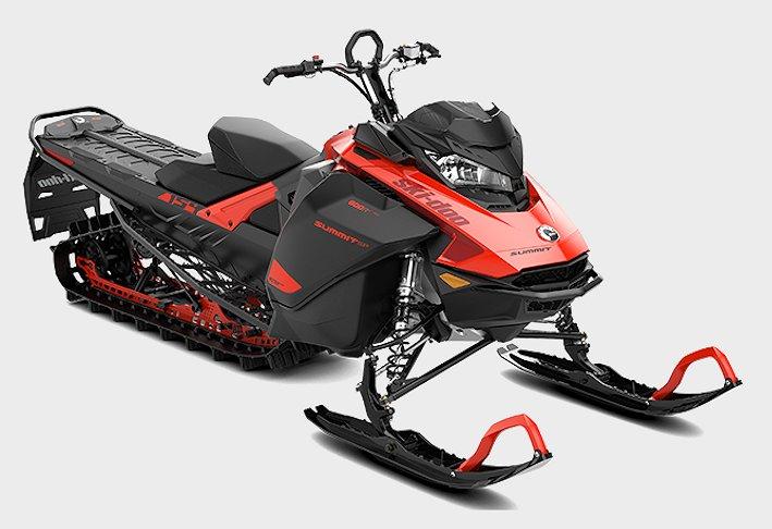 Ski-doo Summit SP 154 600R E-Tec -21