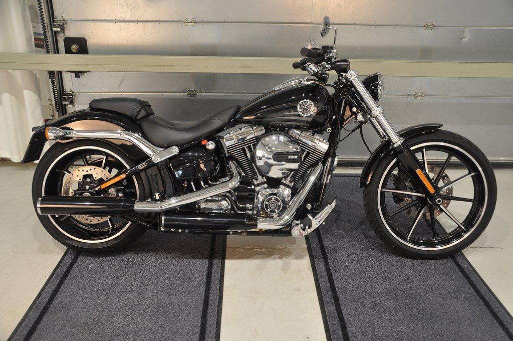 Harley-Davidson FXSB 103 Breakout. Endast 120 mil - 16
