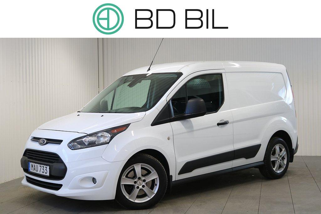 Ford Transit Connect 1.5 TDCi V-INREDD 3-SITS NYSBESIKTIGAD