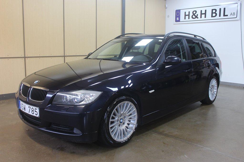 BMW 320 i Touring Advantage, Dynamic 150hk