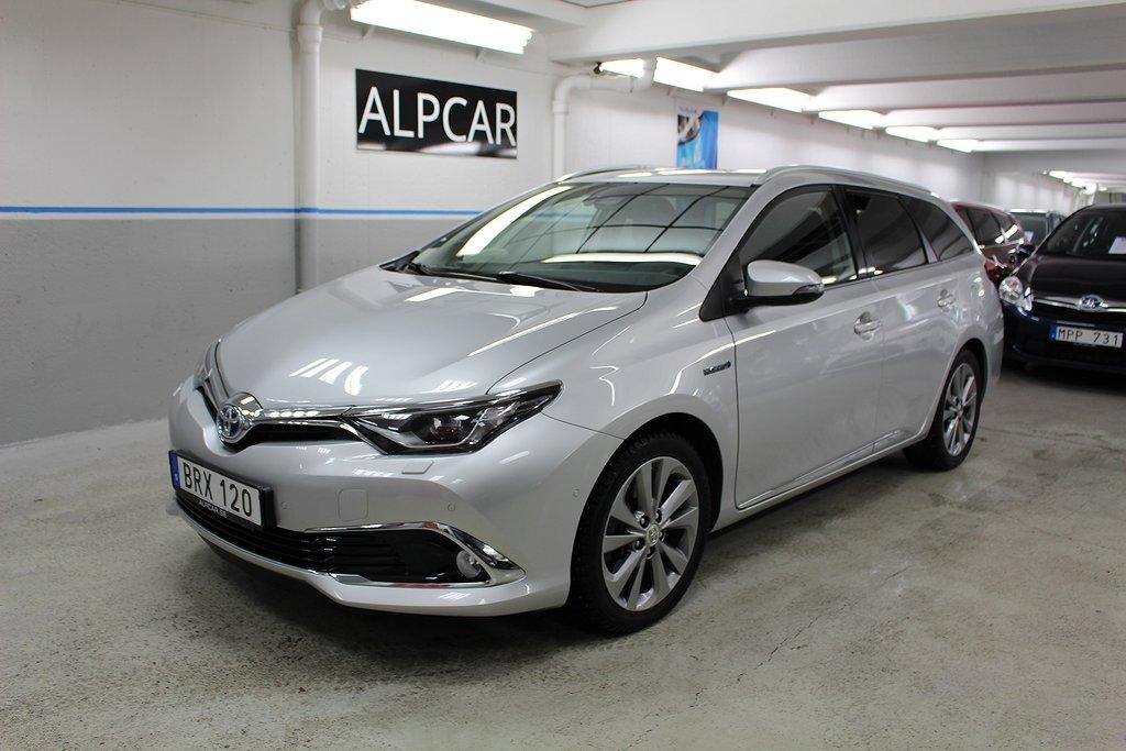 Toyota Auris 1,8 HSD TS EXECUTIVE SKINN GPS