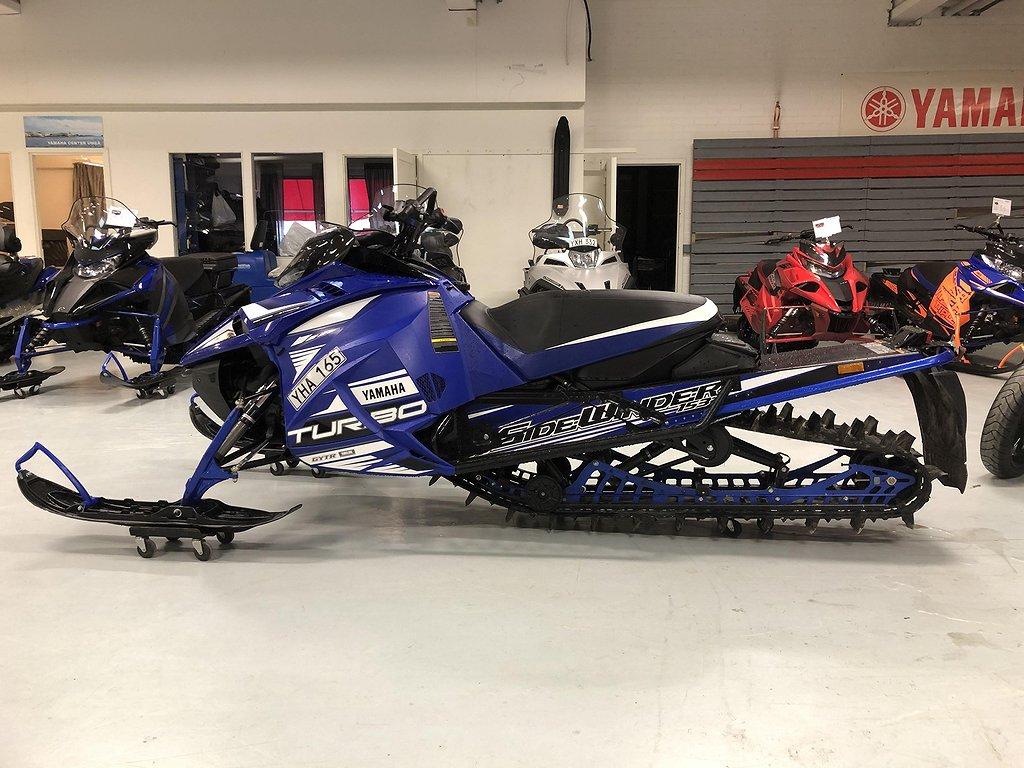 Yamaha Sidewinder BTX