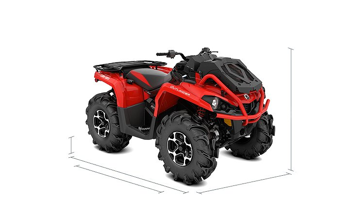 "Can-Am Outlander 570 XMR  ""Kampanj """