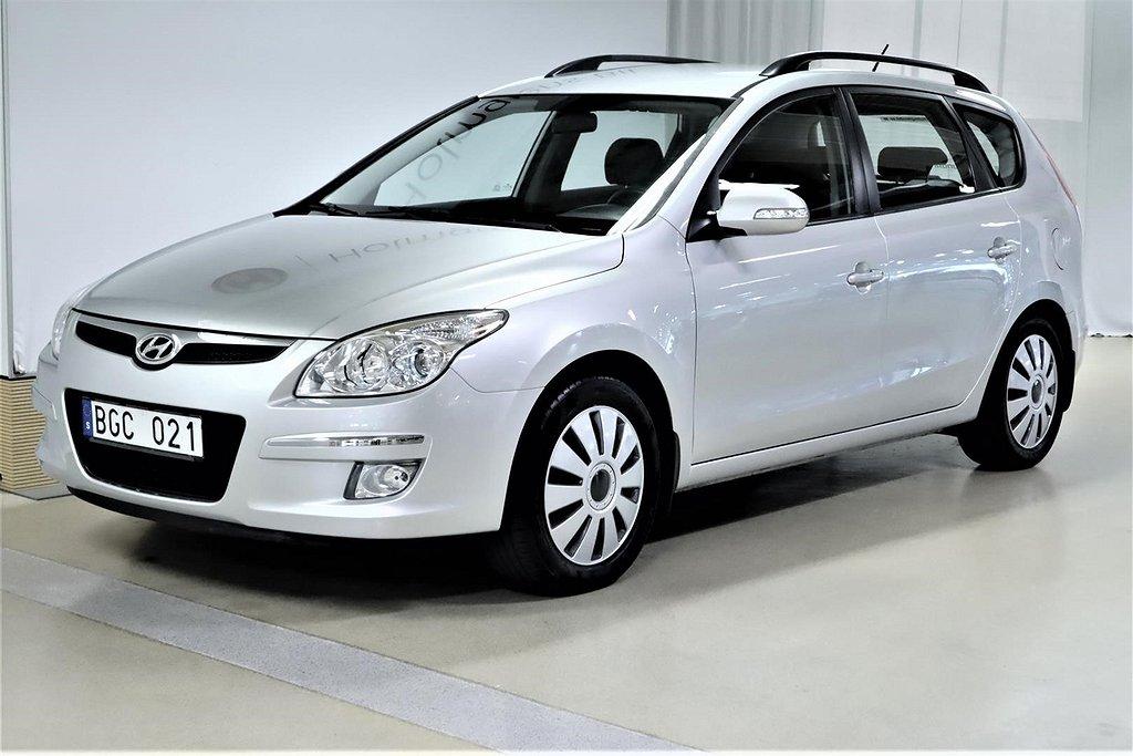 Hyundai i30 Kombi 1.6 Manuell 126hk