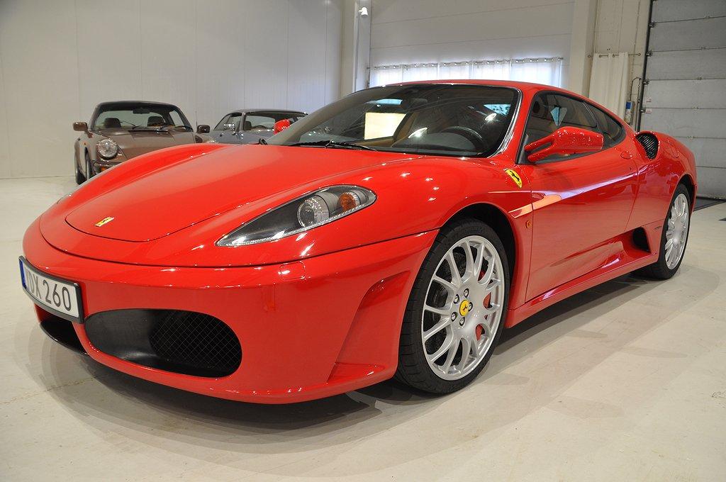 Ferrari F430 Manuell
