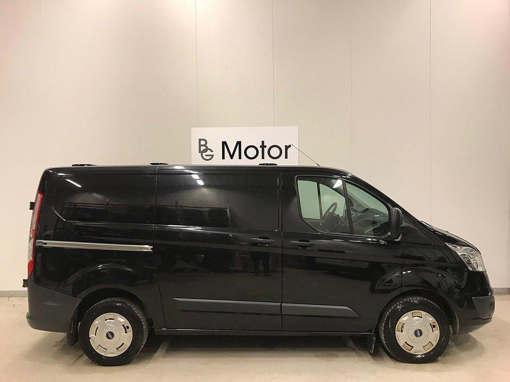 Ford Transit Custom 2,2TDCi Drag Moms 125hk Nybes