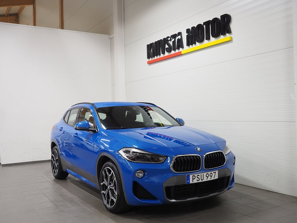 BMW X2 xDrive20d M Sport X 2018