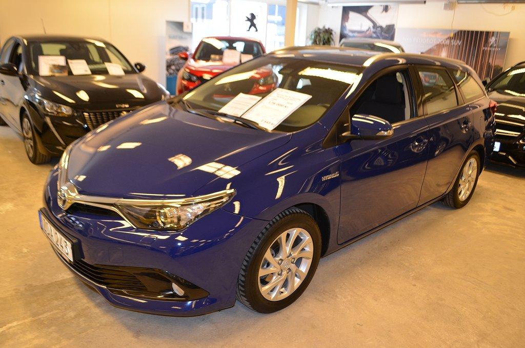 Toyota Auris Touring Sports Hybrid Hybrid 1.8 VVT-I Kamera