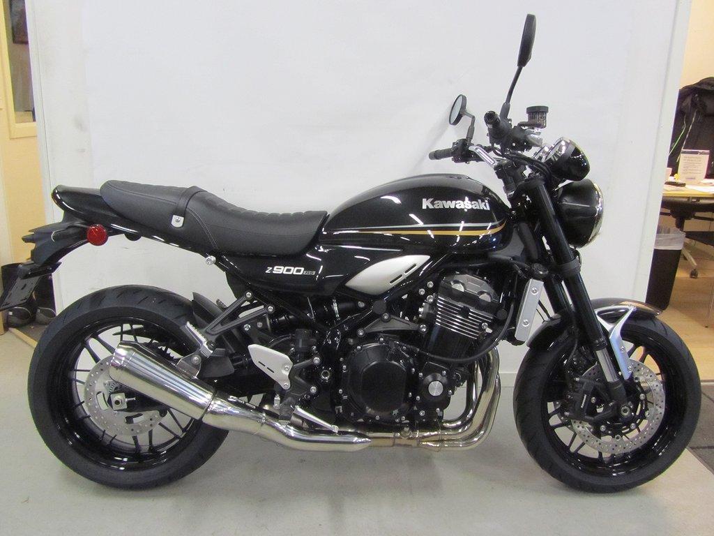 Kawasaki Z900RS ABS * Endast ett fåtal kvar*