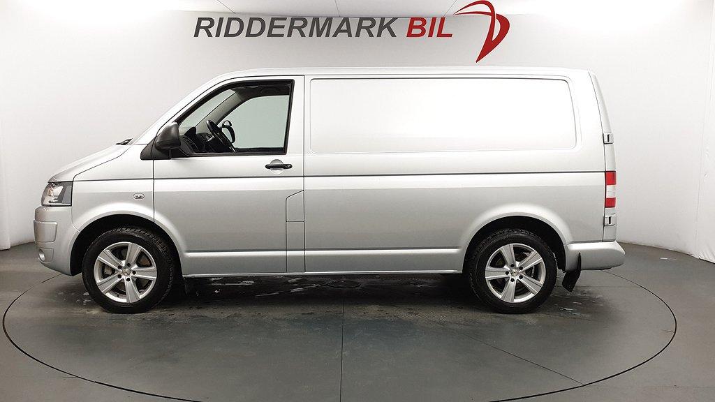 Volkswagen Transporter 2.0 TDI Aut 180hk 4M D-Värm Navi