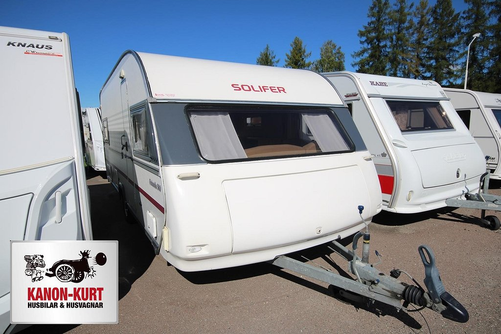 Solifer Finlandia 560 LB