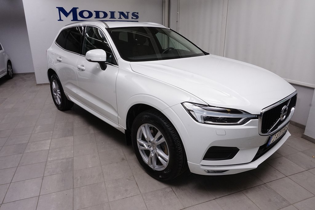 Volvo XC60 D4 AWD Aut Business Advanced (VOC+Drag)