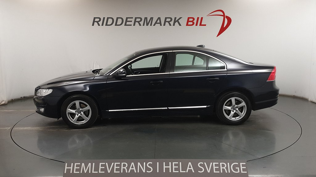 Volvo S80 D4 (181hk)