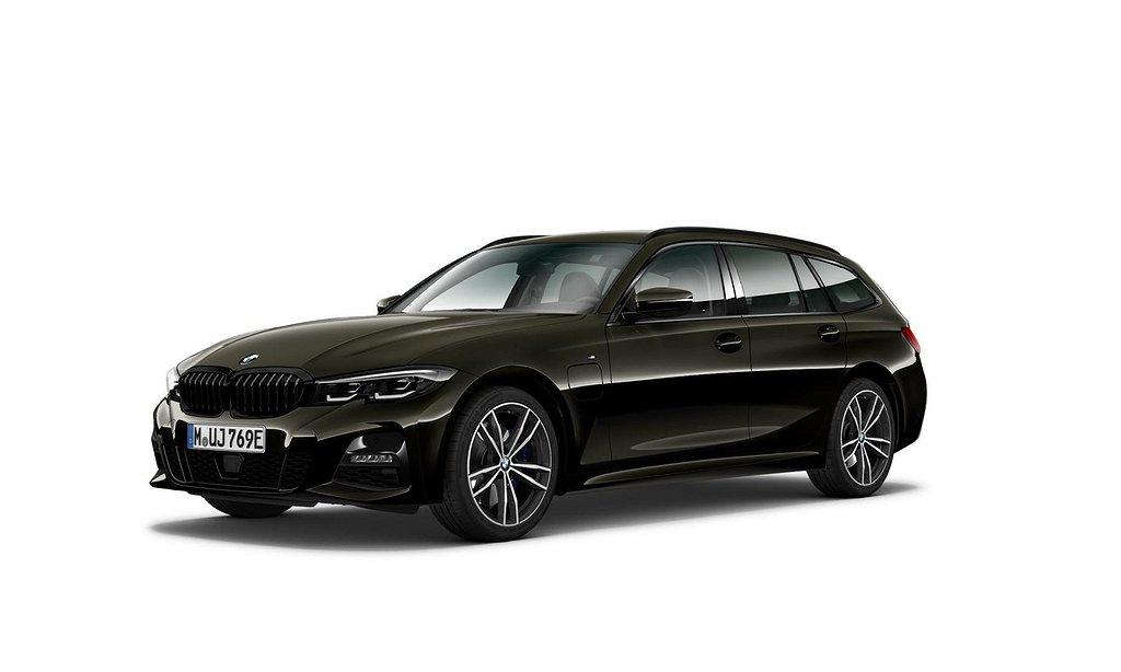 BMW 330e xDrive Touring M Sport Drag HiFi Aktiv Fartpilot