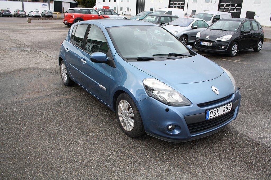 Renault Clio 5-dörrars Halvkombi 1.2 75hk