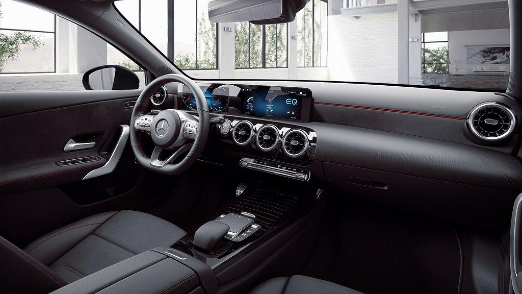 Mercedes-Benz A 250e // Hybrid // AMG Line