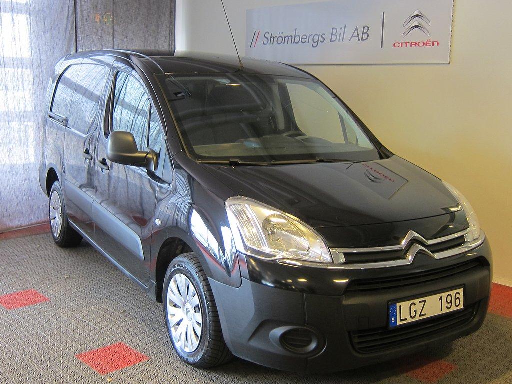Citroën Berlingo Lång 1.6 HDi Skåp (90 Hk)