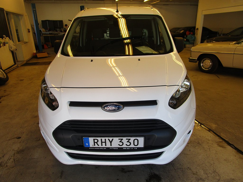 Ford Transit Connect LWB 1.5 TDCi SelectShift Euro 6 101hk