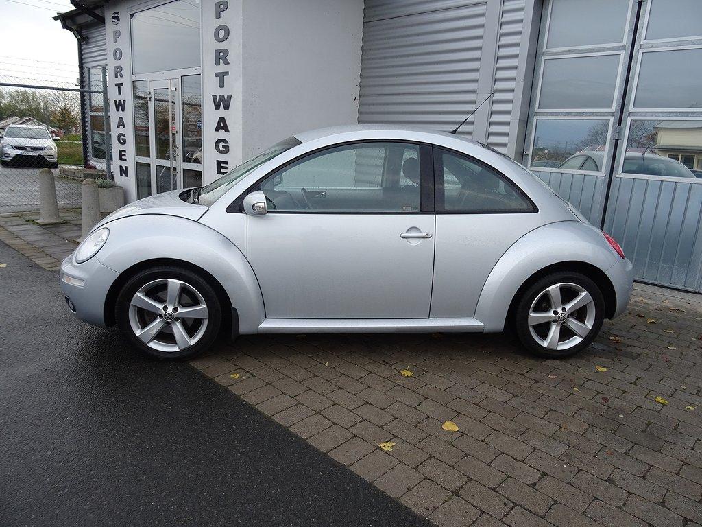 Volkswagen New Beetle 1.8 Turbo Comfort 150hk