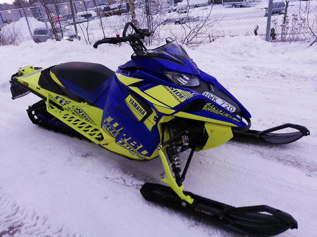 Yamaha S.winder Btx153le