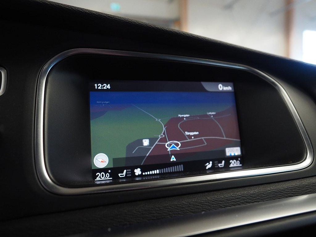 Volvo V40 T2 Automat R-Design Backkamera, Panoramaglastak 2017