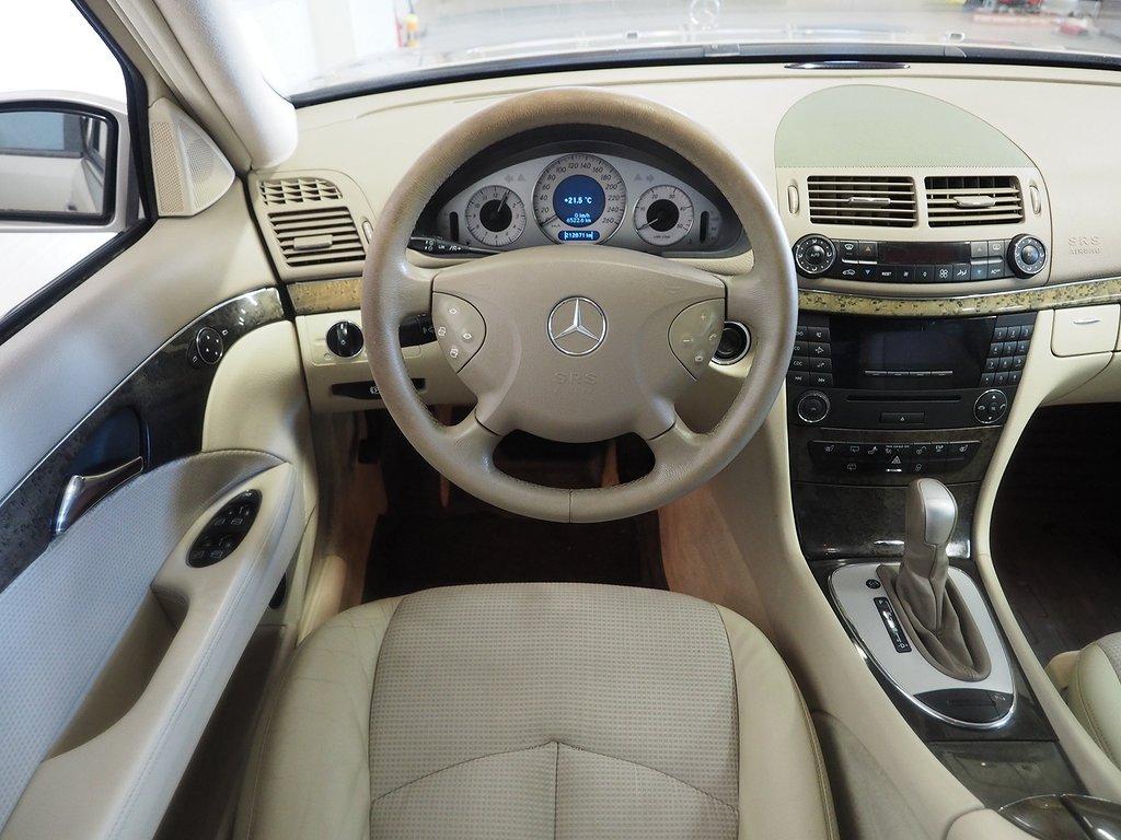 Mercedes-Benz E 280 T CDI 5G-Tronic 177hk (Drag) 2005