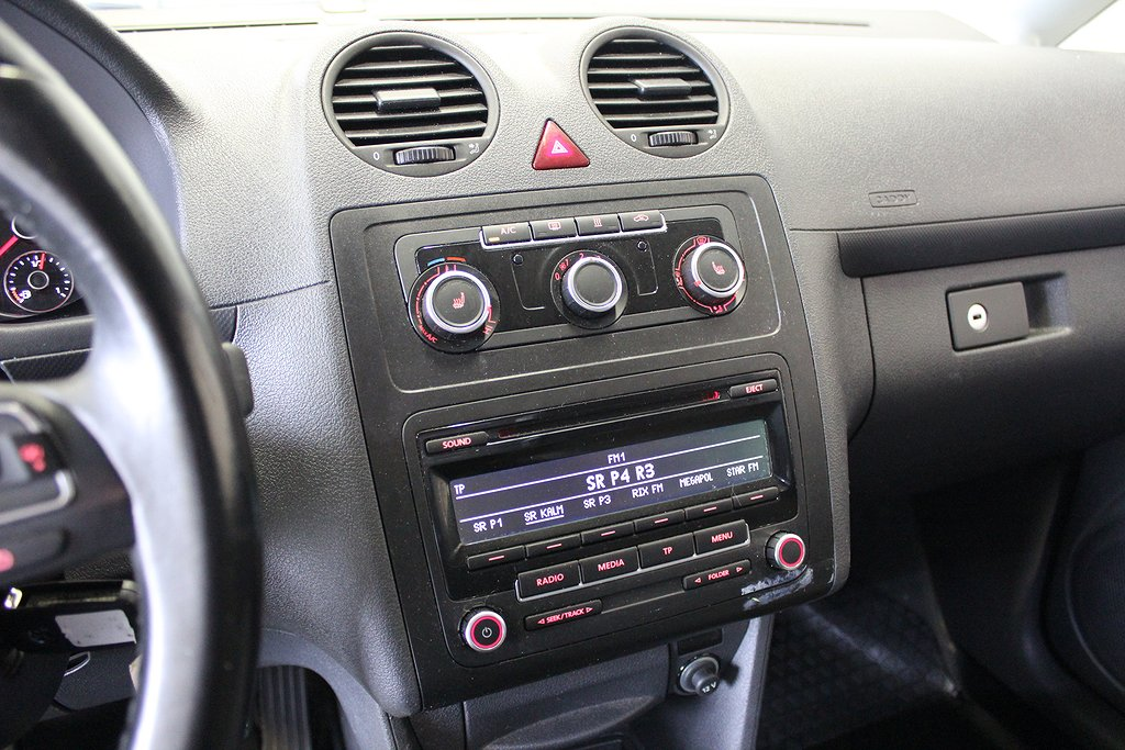 Volkswagen Caddy, 1.6 TDi / Dragkrok