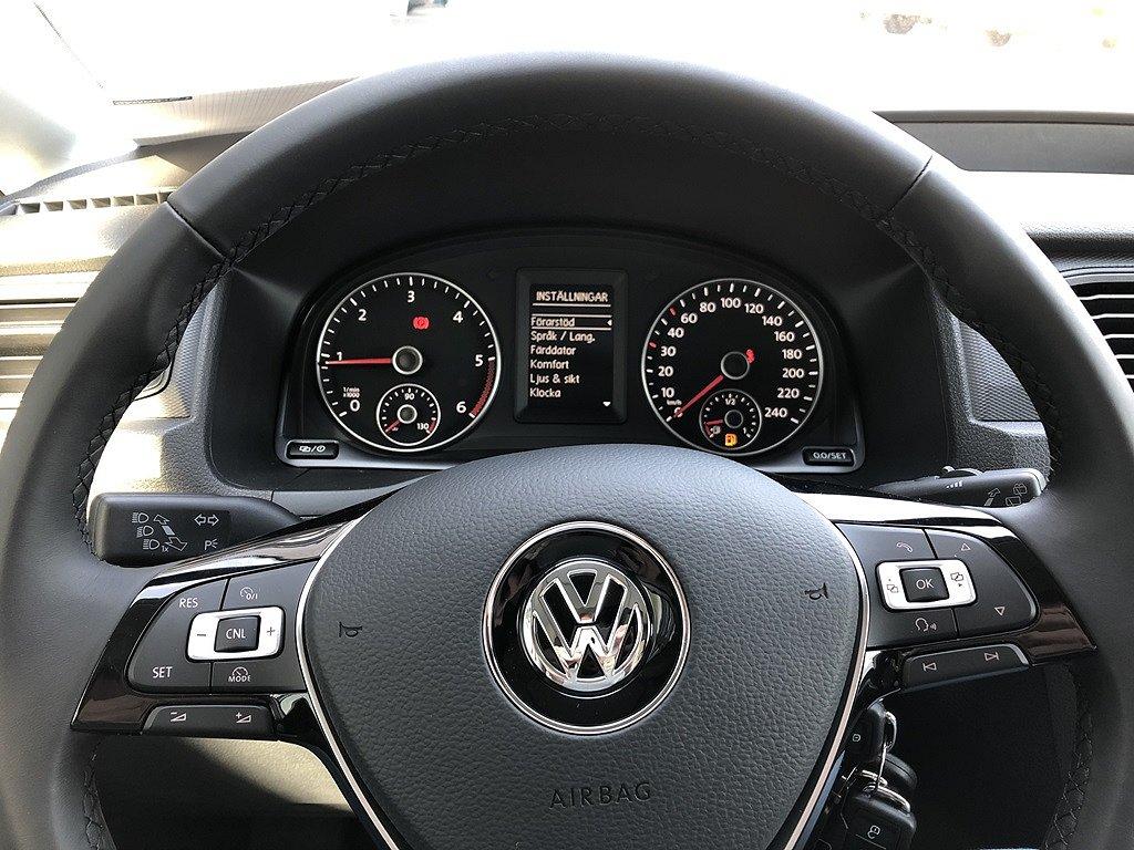 Volkswagen Caddy Skåp EU6 TDI 102HK
