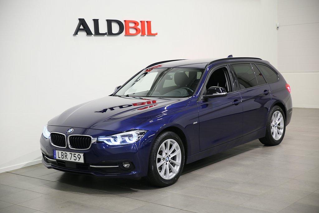 BMW 320 d 190hk EU6 xDrive Model Sport Aut (Drag)