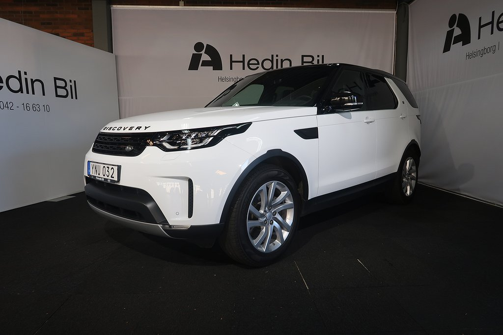 Land Rover Discovery 3.0 TDV6 4WD 258 HK DIESELVÄRMARE 7-SITS
