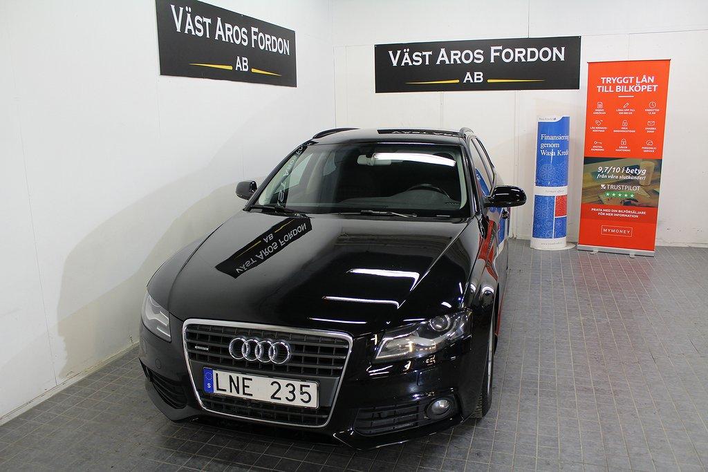 Audi A4 Avant 2.0 TDI DPF quattro Proline 143hk