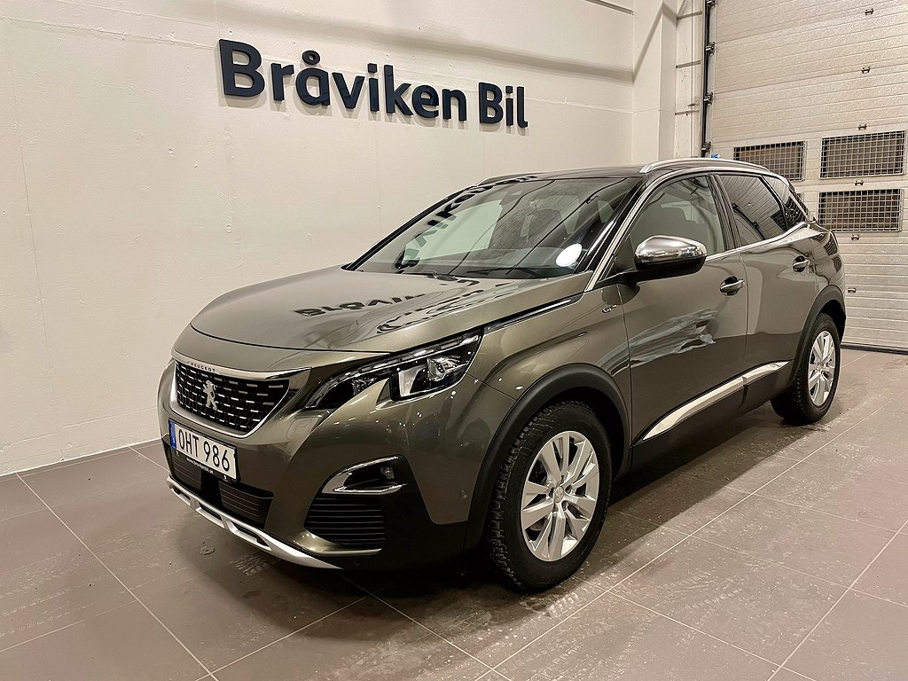 Peugeot 3008 GT BlueHDi 180 AUT Business Edition