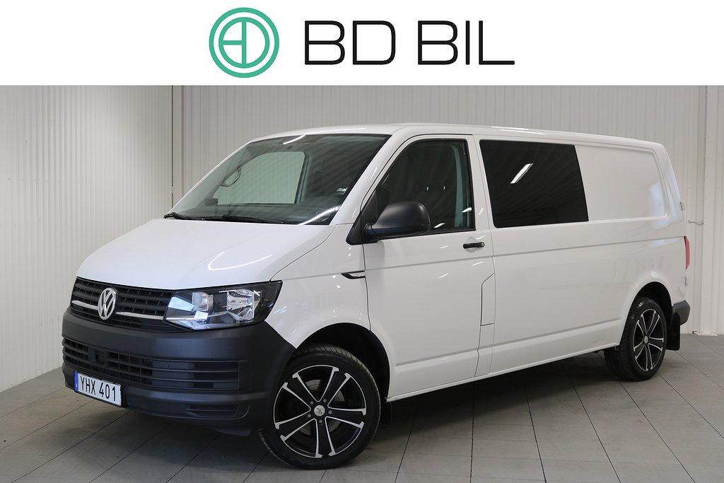 Volkswagen Transporter Kombi 2.0 TDI D-VÄRM DRAG 150 HK