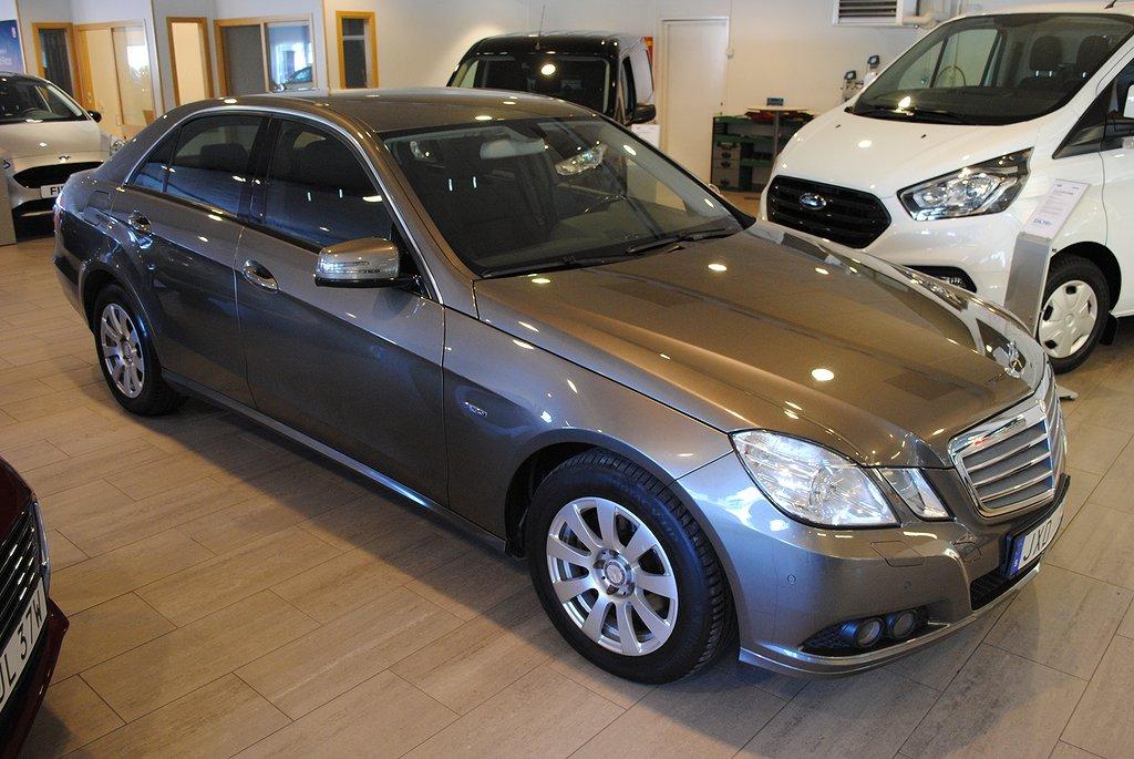 Mercedes-Benz E 220 CDI 170hk BlueEfficiency Aut *Drag*