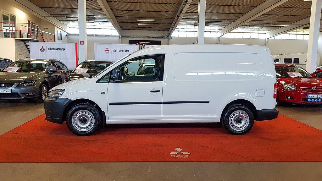Volkswagen Caddy Maxi 1.6 TDI   Leasing   D-Värmare