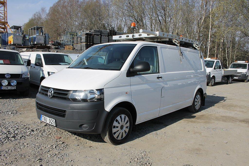 Volkswagen Transporter 2.0TDI 4WD Inredning*